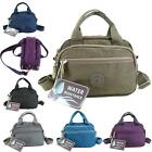 New Nylon Waterproof Multi Pocket Travel Casual Ladies Shoulder Bag
