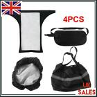 4x Mobility Scooter Control Panel Tiller Cover+Front Basket Bag Liner & Cover