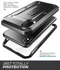 iPhone Xs / X SUPCASE Beetle Pro Rugged Holster Clip Case with Screen Protector