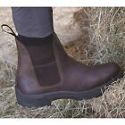 Mark Todd KIWI Waterproof Boot Short Jodhpur Walking Yard UK Brown 36 - 45