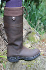 Mark Todd Tall COUNTRY BOOT MARK II Brown Unisex Standard/Wide Calf Width 37-45