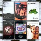 YOU PICK Cassette Lot - 90's Alt-Rock Nirvana, NIN, Pearl Jam + More! FREE S&H!