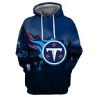 Tennessee Titans Hoodie Lightweight Small-XXXL Unisex Football Gift FGS0260 $26.99 USD on eBay