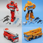 Pocket Size Small Scale G1 Style Autobots Action Figures Optimus Prime Magnus