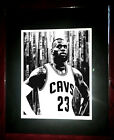 Cleveland Cavaliers LeBron James - Best Basketball Matted Great Art Print Cavs on eBay