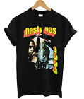 Rare! Nasty Nas T-shirt Tee Reprint Men Women Size S M L XL 234XL P903 image