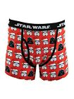 Star Wars Christmas Holiday Boxer Briefs Stormtrooper Darth Vader Men's S-2XL $5.0 USD on eBay