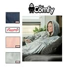 THE COMFY The Original Oversized Sherpa Blanket Sweatshirt One Size Fits All A25 image