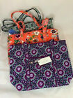 NWT and NWOT Vera Bradley Iconic Small Vera Tote Bags