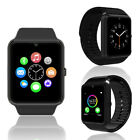 Bluetooth Smart Watch Camera Touch Screen For All iPhone Android OS Smart Phone