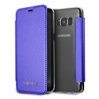 Guess Wallet Case PU Leather for Samsung Galaxy S8 Hard Case Iridescent