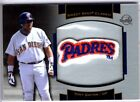 2003-2018 Mixed MLB HOF Stars Rookie Jersey Patch Relic Singles Serial #d RC