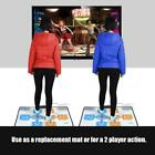 Double Person Non-slip Dance Dancing Pad Mat for Nintendo Wii Game Console