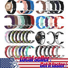US Silicone Watch Band Wrist Strap For Samsung Galaxy Watch 42mm 46mm Gear S3 e0 image