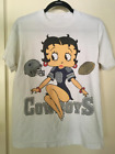 Vintage Dallas Cowboys Betty Boop White T-Shirt All Size S to 4XL TL070 $19.94 USD on eBay