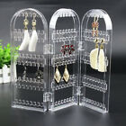 1pcs Earring Holder Folding Organizer Stand Display Screen for Earring Necklace