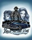 Back in the Day Low Rider Urban Art Poster New