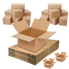 Single Wall / Double Wall Heavy Duty Cardboard Packing Boxes 1 2 3 4 5 10 20 Box