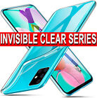 Samsung A51,A71,A41,A21s Case Ultra Thin Shockproof Silicone Clear TPU GEL Cover