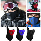 Balaclava Neoprene Fleece Face Mask Protection Covering w/ Air Ventilation Port