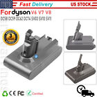 Replacement Battery For Dyson V6 V7 V8 Handheld Vacuum Cleaner Cordless Power PE