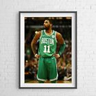 KYRIE IRVING BASKETBALL NBA BOSTON CELTICS POSTER PICTURE PRINT Size A5-A0 **NEW on eBay