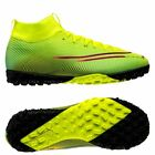Nike Mercurial SuperflyX VII TF Turf 2020 DF CR7 DS2 Soccer Shoes Kids Youth Jr