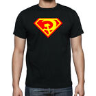 Superman Red Son T-shirt Brand new image