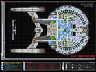 V1206 Starship Enterprise Spacecraft Star Trek Art Decor WALL PRINT POSTER AU on eBay