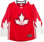 Team Canada Adidas World Cup of Hockey 2016 Red Mens Premier Jersey