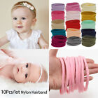 Kyпить Bows Nylon Hairband DIY Hair Accessories Headband for Baby Elastic Head Band US на еВаy.соm