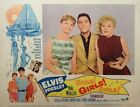 Elvis Presley 02  Movie Lobby Card reprint photo 2 sizes to pick from