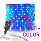 "Assorted Sizes 1/2"" Multi-RGB LED Rope Lighting Thick Indoor Outdoor Christmas"