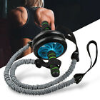 Resistance Band Trainer Wheel Training Gym Exercise Stretch Rope Accessories image