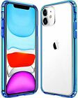 Mkeke Compatible with iPhone 11 Case, Clear iPhone 11 Cases Cover for iPhone 11