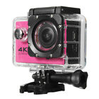 16MP WiFi HD 4K Action Camera Mini Sports Camcorder Waterproof SD MOV HDMI