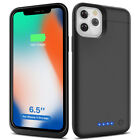 Battery Case for Iphone 11 Pro Max / 11 7/8/6 /5 Backup Power Bank Charging