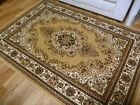 Traditional High Quality Vibrant Voyage Design Medallion Berber Floor Area Rugs