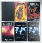 "BUILD UR OWN ""Metal"" Cassette Tape Lot - Black Sabbath, Maiden, Metallica + More"