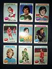 1975-76 Topps Hockey Singles YOU PICK YOUR CARDS - 99¢ EACH $0.99 USD on eBay
