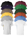 Gildan Men's Heavy Cotton Tee Bulk Pack of 12 Assorted Mixed Colors Small-5XL