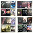 Kyпить BUILD UR OWN Cassette Lot 80's - Thrash, Death, Doom, Heavy Metal - Rare Titles! на еВаy.соm