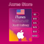 Kyпить Apple Store iTunes Gift Card USA United Stated $5 $10 // Email Delivery на еВаy.соm