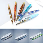 1pc Transparent Silicone Mold Resin Craft Ballpoint Pen Shape Epoxy Resin Molds