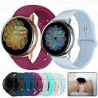 Silicone Band Sports Strap Wristband Fr Samsung Galaxy Active 2 40/44mm Watch 46 image