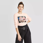 Women's HBO Sex and the City Long Sleeve Graphic T-Shirt (Juniors') image