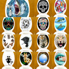 Deorative 3d Toilet Stickers Diy Pvc Seat Decals Bathroom Decorative Decals