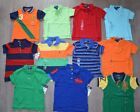 NWT Polo Ralph Lauren Boys Shirt Mesh Cotton Top Big Pony Crest 9 12 18 24M 2T