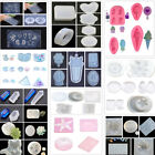 200 Silicone Resin Mold For Diy Jewelry Pendant Making Tool Mould  Handmade T