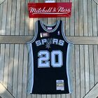Mitchell & Ness Manu Ginobili NBA Swingman Jersey San Antonio Spurs 2002 on eBay